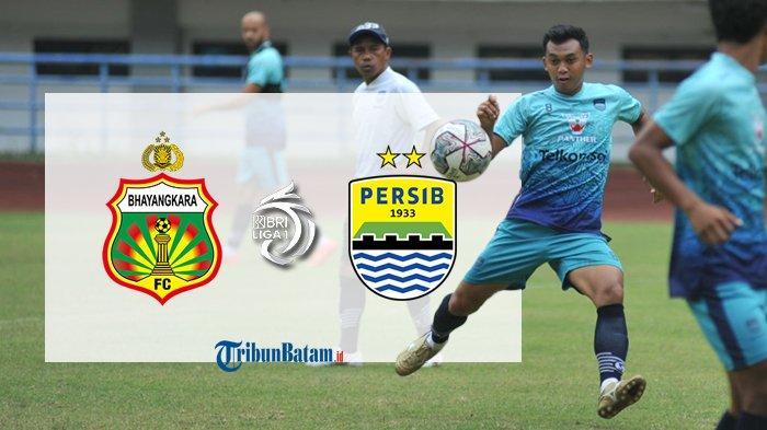 Jadwal BRI Liga 1 2021-2022 Pekan 7 Bhayangkara FC vs Persib: Abdul Aziz Ingin Main