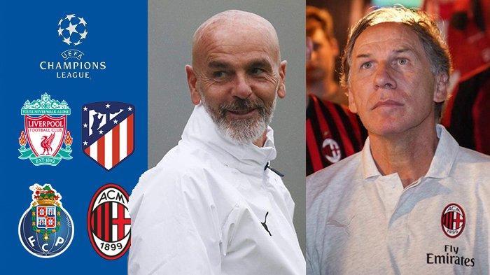 AC Milan di Grup Berat Liga Champions, Pioli: Kami Tak Sabar Ingin Mulai, Baresi: Harus Yakin