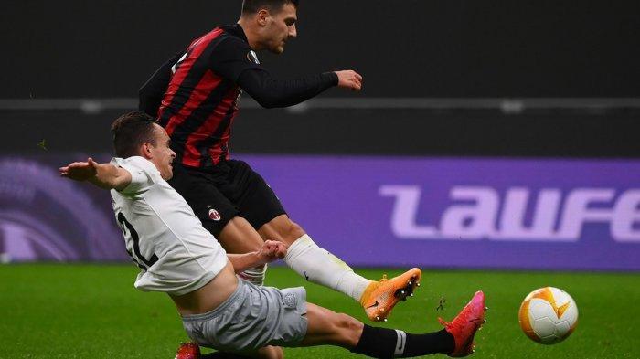Jadwal Liga Europa Manchester United vs AC Milan, Ibrahimovic dan Diogo Dalot Bakal 'Reuni'