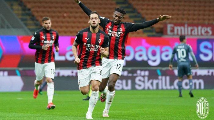 Live Streaming AC Milan vs Cagliari Malam Ini, Pukul 01.45 WIB, Tanpa Zlatan Ibrahimovic