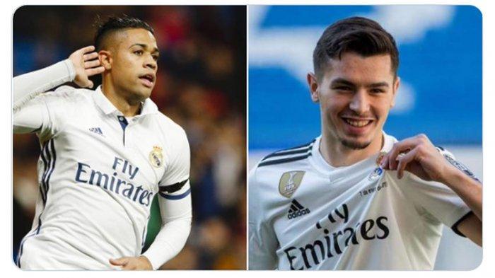 AC Milan Cari Striker - Tolak Mariano Diaz, Milan Hanya Ingin Pinjam Brahim Diaz dari Real Madrid