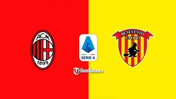 Siaran Langsung AC Milan vs Benevento, Kick Off 01.45 WIB, Zlatan Ibrahimovic Main