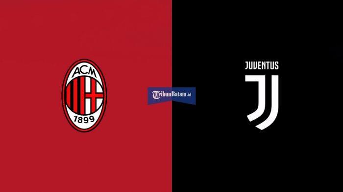 Jadwal Semifinal Coppa Italia AC Milan vs Juventus, Milan Mulai Konsisten, Juventus Unggul Statistik