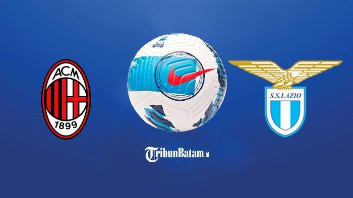 Jadwal Liga Italia 2021-2022 pekan 3 AC Milan vs Lazio, Minggu, 12 September 2021 Pukul 23.00 WIB