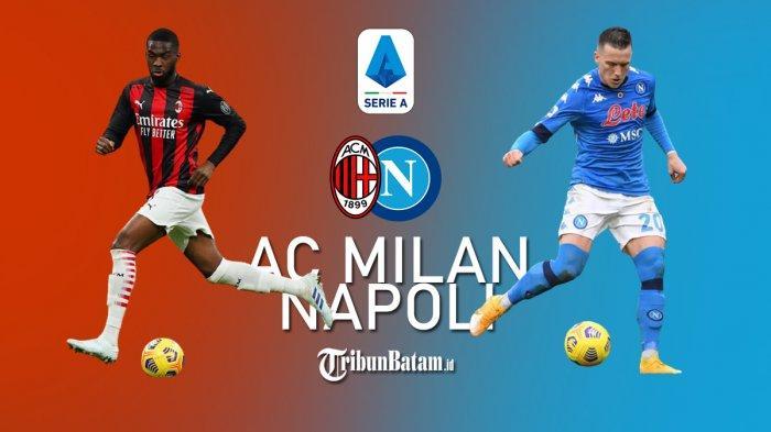 Jadwal Liga Italia Pekan 27, Torino vs Inter Milan, Cagliari vs Juventus, AC Milan vs Napoli