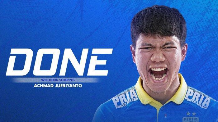 Transfer Persib Bandung Jelang Piala Menpora 2021, Ahmad Jufrianto Kembali ke Persib