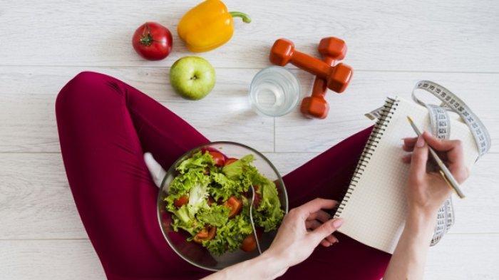 DIET - Ada 5 jenis diet yang terbukti aman dan efektif turunkan berat badan. FOTO: ILUSTRASI.