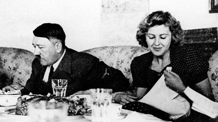 7 FAKTA Kisah Cinta Diktator Paling Kejam Adolf Hitler & Eva Braun, Setia Hingga Bunuh Diri Bersama