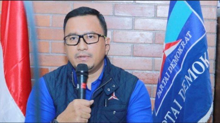 SIAPA Renanda Bachtar?  Pengganti Apri Sujadi Jabat Plt Ketua DPD Partai Demokrat Kepri