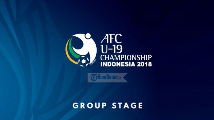 AFC U19 2018 - Hasil Lengkap Match Day 2 & Klasemen Grup A-D Piala Asia U19 2018
