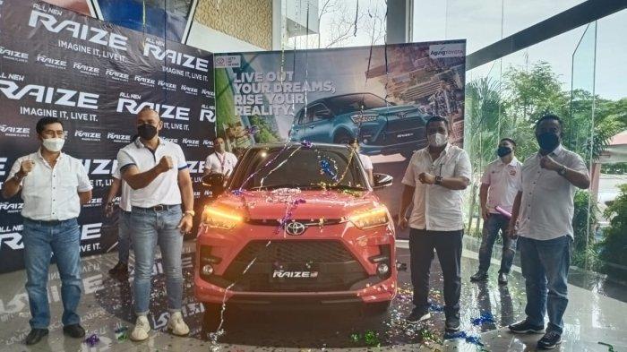Agung Toyota Kenalkan Toyota Raize untuk Kebutuhan Mobilitas Masyarakat Indonesia