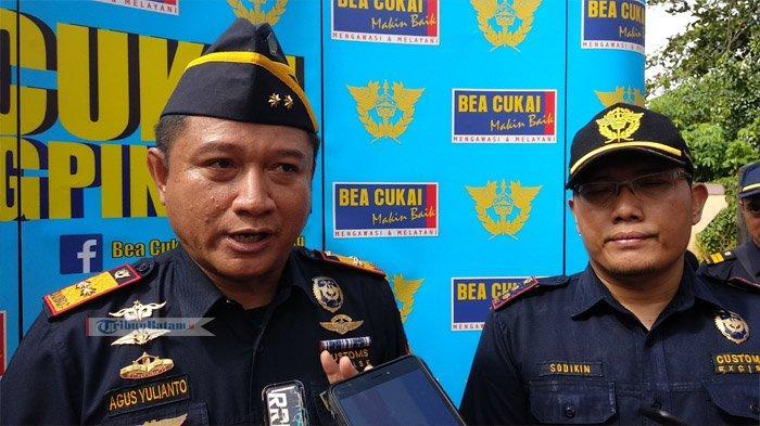 Pelabuhan Roro Rawan Penyeludupan, Bea dan Cukai Ungkap 5 Kasus di Pelabuhan Roro Tanjunguban