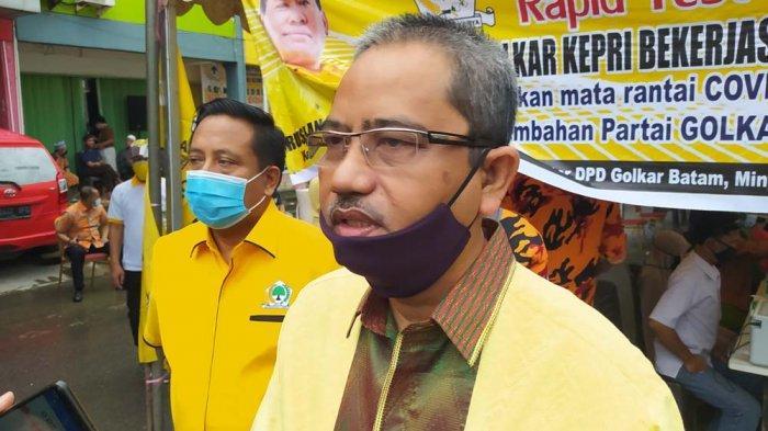 PROFIL Ahmad Hijazi, Mantan Kadisperindag yang Disebut Bakal Maju Pilwako Batam Lawan Rudi & Lukita