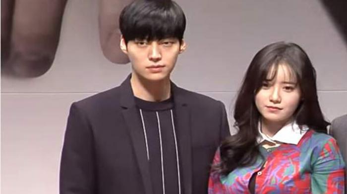 Perang Status Instagram, Giliran Goo Hye Sun Bantah Minta Kepemilikan Rumah Ahn Jae Hyun