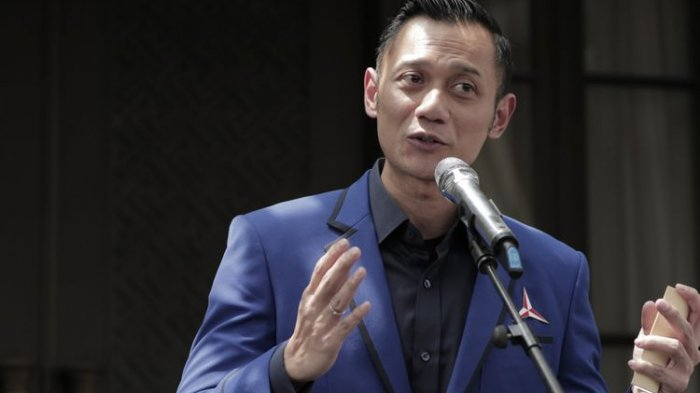 AHY Jabat Wakil Ketua Umum Partai Demokrat,Renanda Sebut Sudah 2 Bulan Jabat Waketum