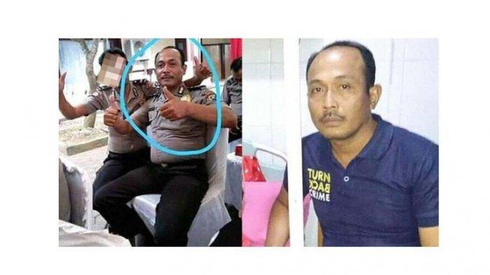 Aipda Roni Syahputra Terancam Hukuman Mati, Jaksa Beberkan Dosa Oknum Polisi Perkosa dan Bunuh 2 ABG