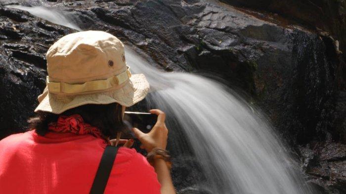 Air Terjun Neraja di Kepulauan Anambas