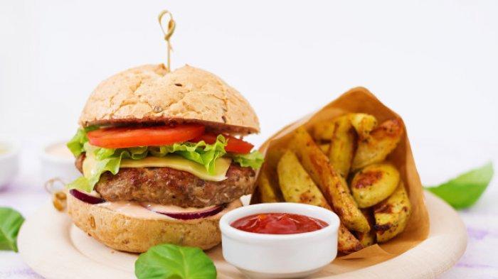 Kenali 7 Efek Buruk Kebanyakan Makan Fast Food, di Antaranya Meningkatkan Kadar Kolesterol