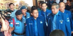 Loyalis Anas Deklarasi Calon Ketum dalam KLB Demokrat