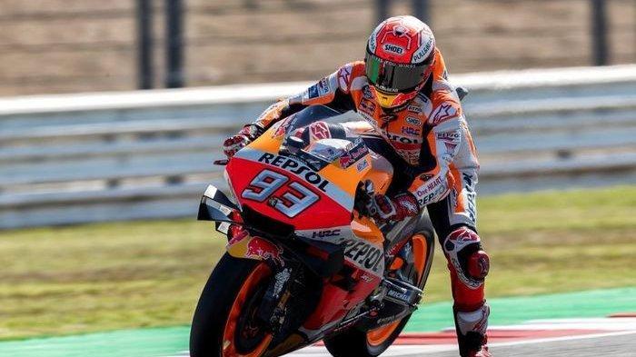 Marc Marquez Pecahkan Rekor Motorland, Bakal Bersaing Lagi dengan Fabio Quartararo di MotoGP Aragon