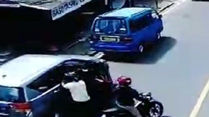 PERAMPOK di Batam makin Sadis, Pukul Kepala Korban Pakai Besi, Darah Berlumuran di Jalanan