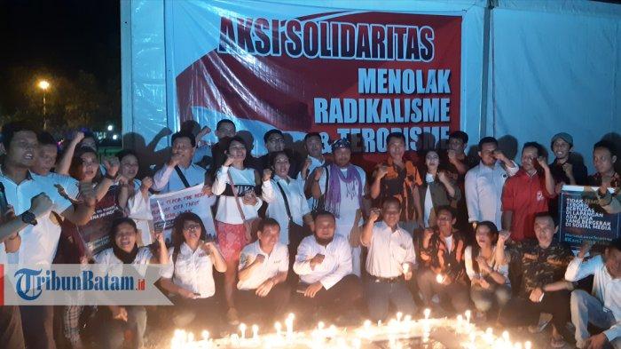 From Kepri to Our Nation: Indonesia Melawan Teroris Digelar di Batam Centre