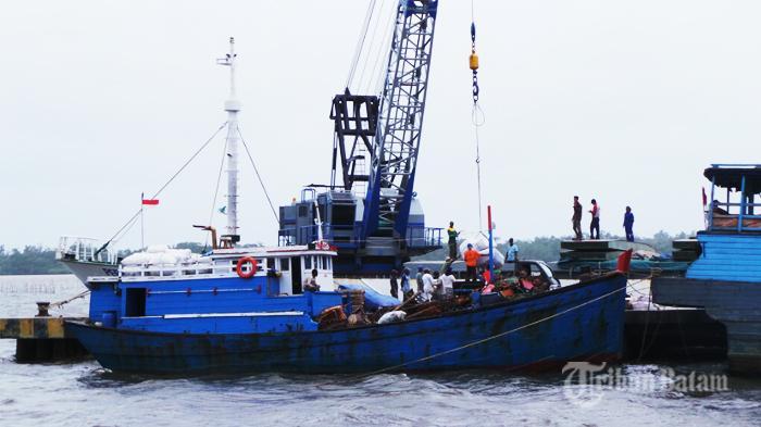 Relokasi Pelabuhan Bongkar Muat ke Parit Rempak Tunggu Blasting Dolpin, Ini Alasannya!