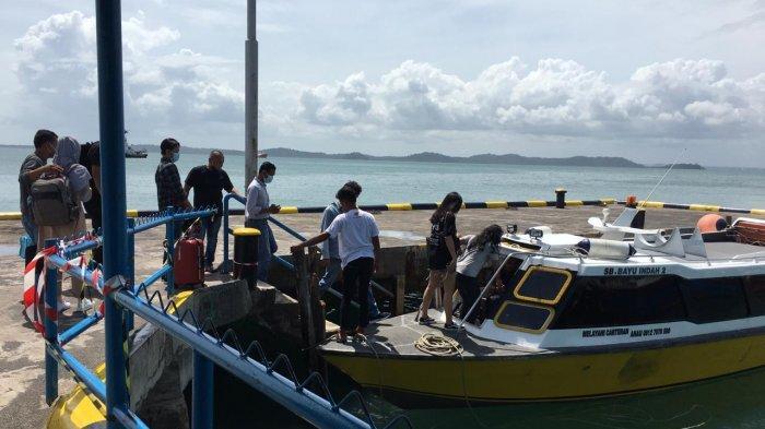 Jadwal Kapal di Pelabuhan Bulang Linggi Bintan Tujuan Batam, Berangkat Tiap Setengah Jam