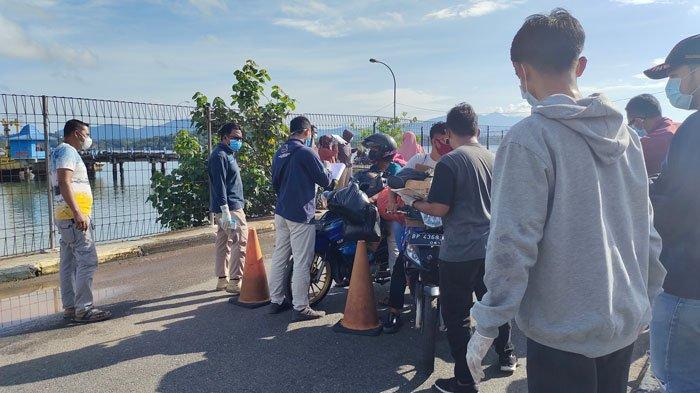 Kapal Roro KMP Paray Dabo Singkep - Penarik Lingga Berhenti Beroperasi