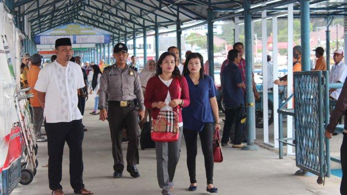JADWAL Kapal Ferry Pelabuhan Sri Bintan Pura Tanjungpinang Jumat 19 Februari 2021