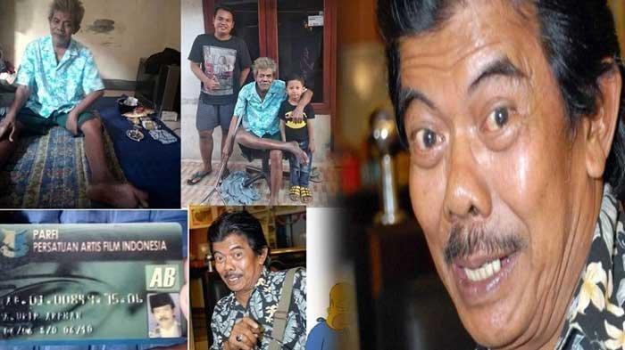 Aktor Senior Indonesia, Urip Arphan Meninggal Dunia, Derita Stroke Bukan Karena Covid-19