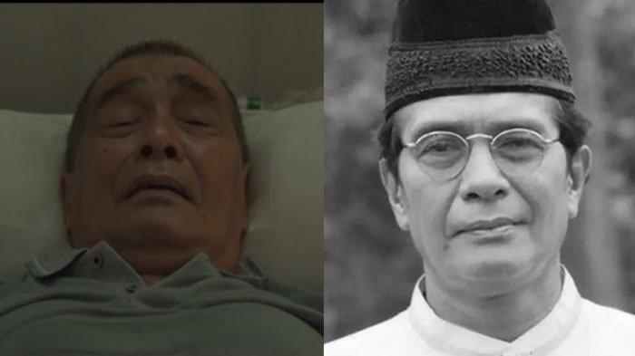 Aktor senior Wawan Wanisar meninggal dunia, Pernah Perankan Pierre Tendean di Film G30S/PKI