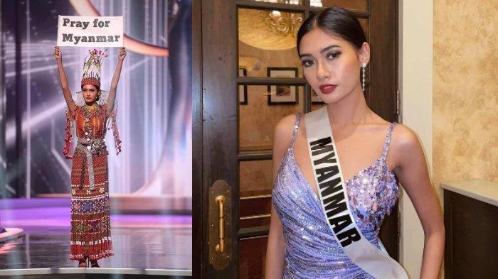 Kostum Myanmar di Miss Universe 2020 Hilang, Pakai Baju Ganti malah Dapat Tepuk Tangan