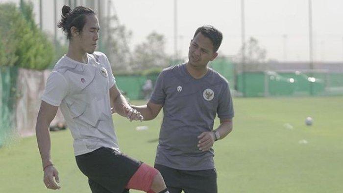 Alasan Ryuji Utomo Tak Bisa Perkuat Timnas Indonesia di Kualifikasi Piala Dunia 2022
