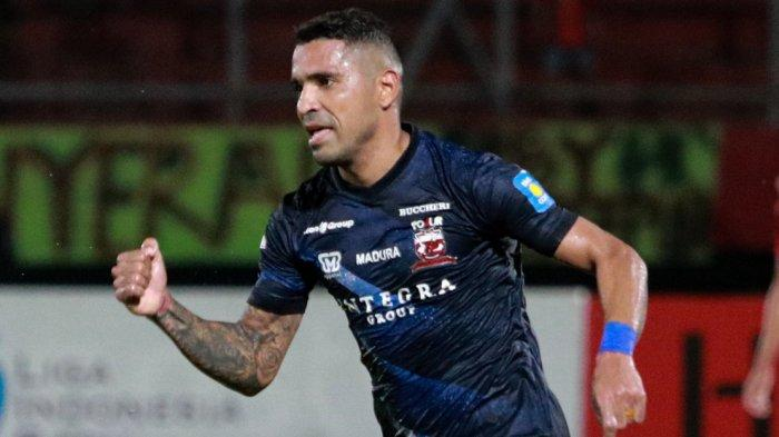 Bursa Transfer Liga 1 2020 - Banyak Tawaran, Ini yang Bikin Beto Goncalves Bertahan di Madura United