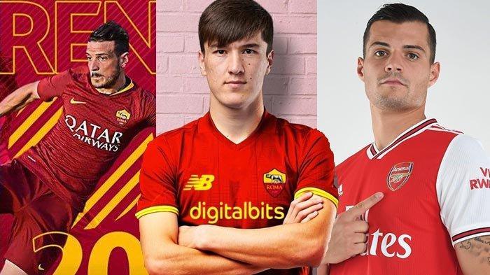 Transfer AS Roma - Eldor Shomurodov Gabung Skuad Jose Mourinho, Arteta: Xhaka Bertahan di Arsenal