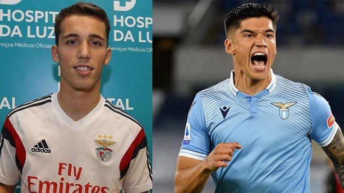 Transfer Lazio - Shakhtar & City Incar Target Lazio Alex Grimaldo, Sarri Bujuk Correa Agar Bertahan