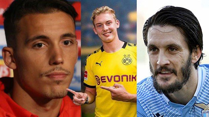 Transfer Lazio - Peluang Lazio Rekrut Alex Grimaldo, Julian Brandt Bicara, Luis Alberto Top Skor
