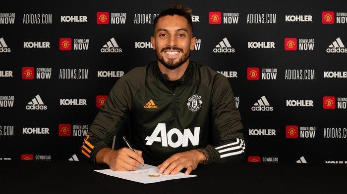 Transfer AS Roma - Jose Mourinho Ingin Pinjam Pemain MU Alex Telles, Rui Patricio Sudah di Roma