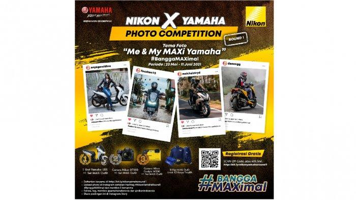 Yamaha Gandeng Nikon Indonesia, Gelar Kompetisi Foto Hadiah Yamaha LEXi, Ini Syaratnya