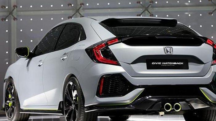 Honda Luncurkan All-New Civic Hatchback, Andalkan Teknologi Keselamatan Canggih