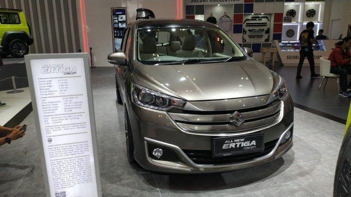 GIIAS 2019 - Suzuki Kenalkan Konsep Termewah dari MPV Laris All New Ertiga