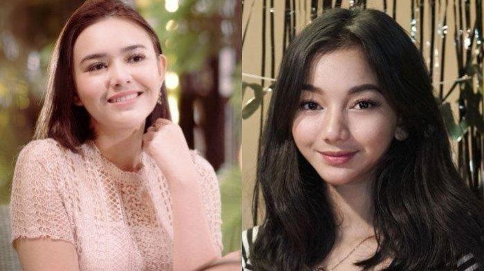 Chat Amanda Manopo dan Glenca Chysara Beredar, Percakapan Kocak Andin Elsa Disorot: Kiss