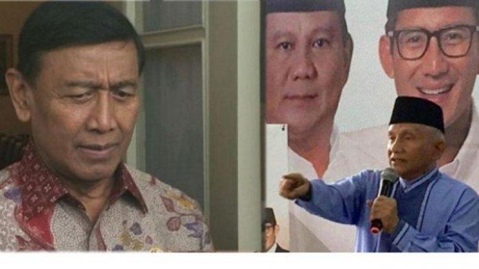 TKN dan BPN Sudah Sepakat Tidak Turunkan Massa, Wiranto: Yang Ikut Aksi Unjuk Rasa Ini Siapa?