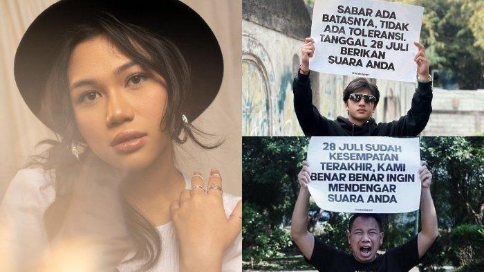 Siapa Amindana Chinika? Sosok Ini Bikin Para Artis Turun Jalan, Kompak Sebut 28 Juli