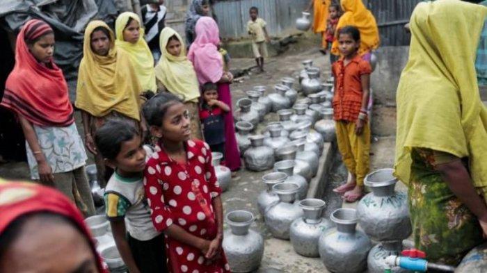 Malaysia Minta ASEAN Cari Solusi Krisis Penghuni Rohingnya, Mengaku Tak Mampu Tampung Pengungsi Lagi