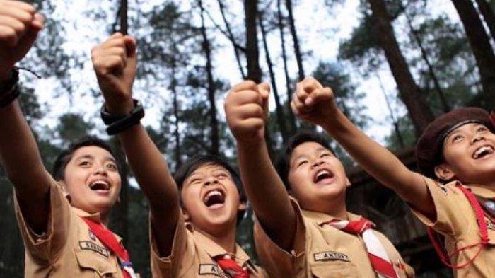 Selamat Hari Pramuka, Berikut Fakta-Fakta Sejarah Pramuka di Indonesia dan Dunia