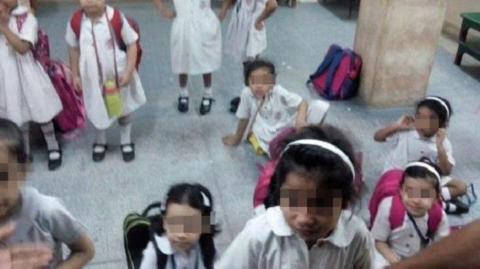 Orangtua Belum Bayar Uang Sekolah, Anak-anak TK Ini Dikunci di Ruang Bawah Tanah