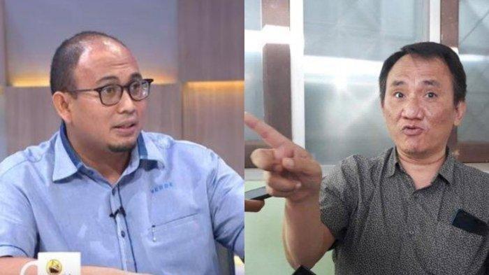 Masalah Buzzer Kembali Picu Demokrat dan Gerindra Saling Serang, Duel Andi Arief vs Andre Rosiade