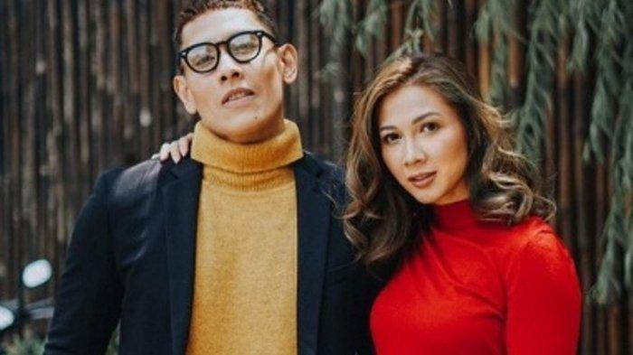 Andrea Dian Sempat Stres Usai Dinyatakan Positif Terinfeksi Covid-19, Suami Coba Tenangkan